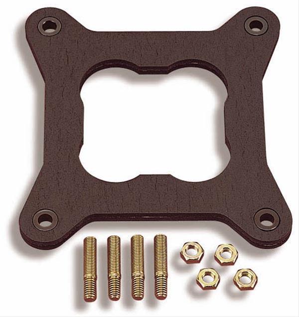 Holley 108-12 Carburetor Base Plate Gaskets Open Center
