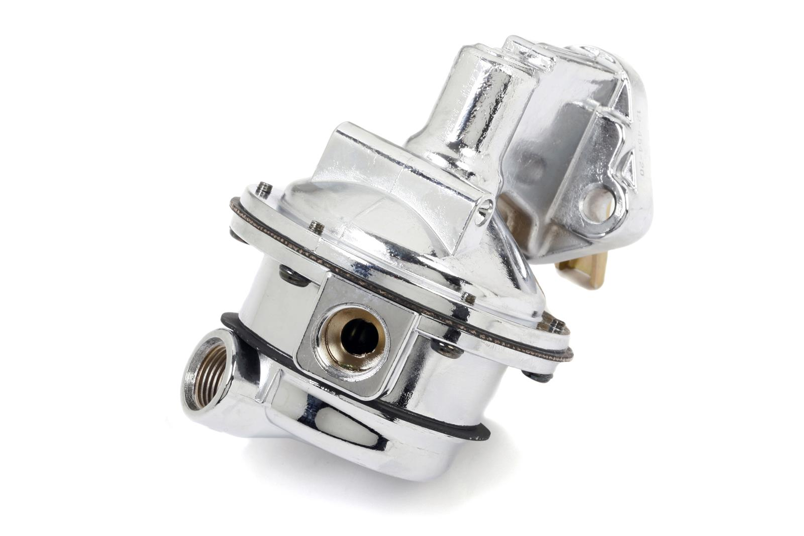Holley Mechanical Fuel Pump 12-835; 80 gph 7.5 psi for Chevy 396-454 BBC