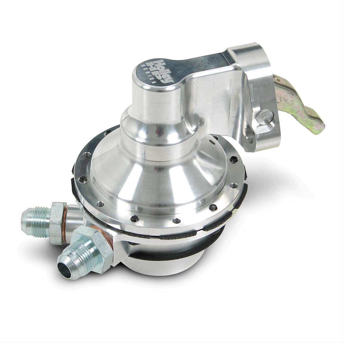Holley Ultra HP Billet Mechanical Fuel Pumps 12-454-25