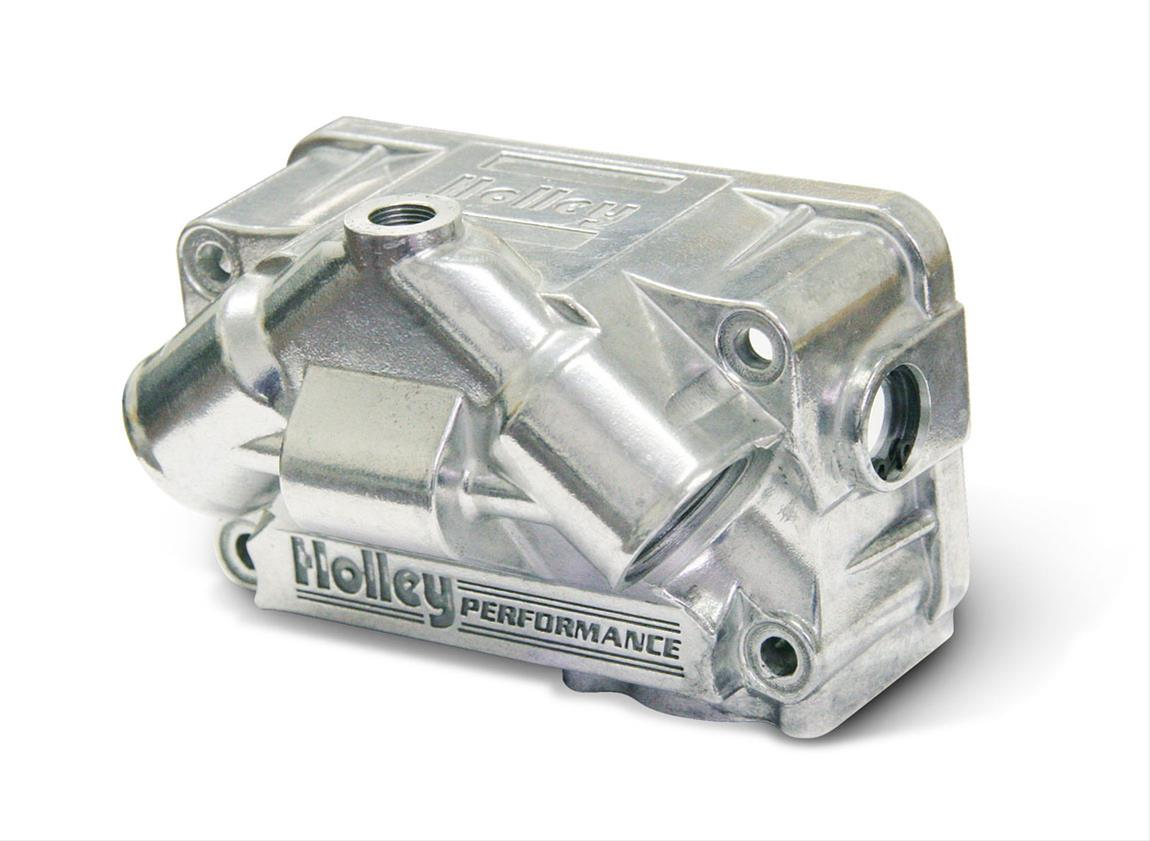 Proform Parts Fuel Bowls Primary /& Secondary Center Hung Silver Holley 4150 Kit