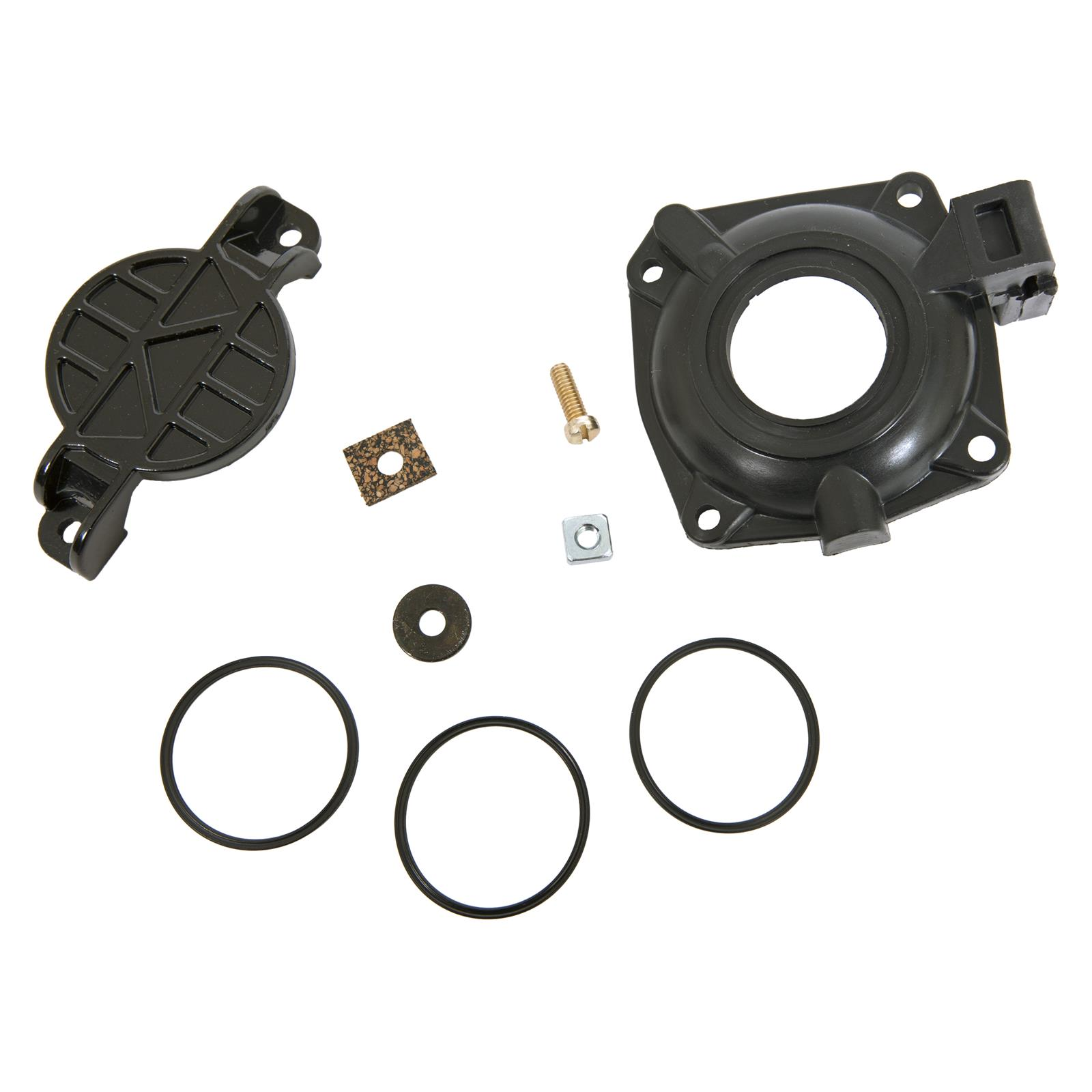 Holley 2 x 4 Quick Change Vacuum Secondary Cover Kit