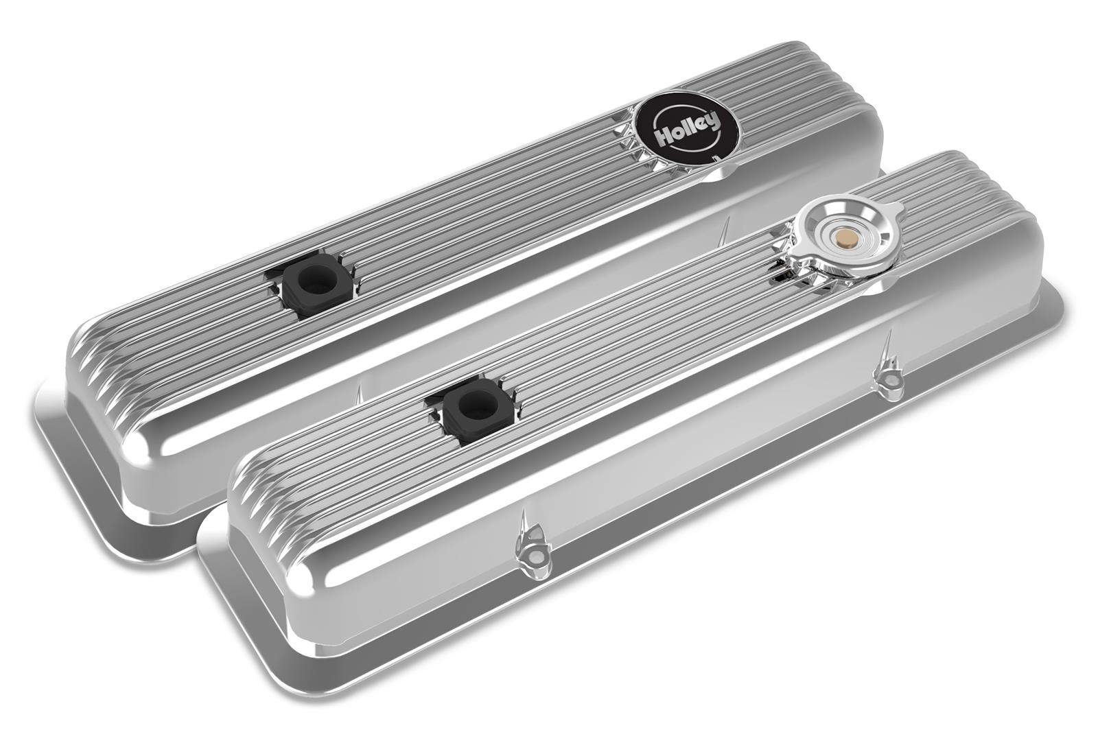 Holley Muscle Series Valve Cover 241 137 Ebay