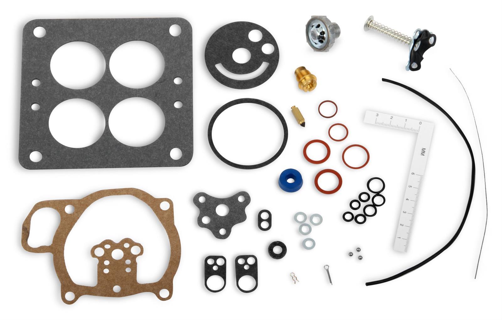 Holley Performance 3-1346 Renew Carburetor Rebuild Kit