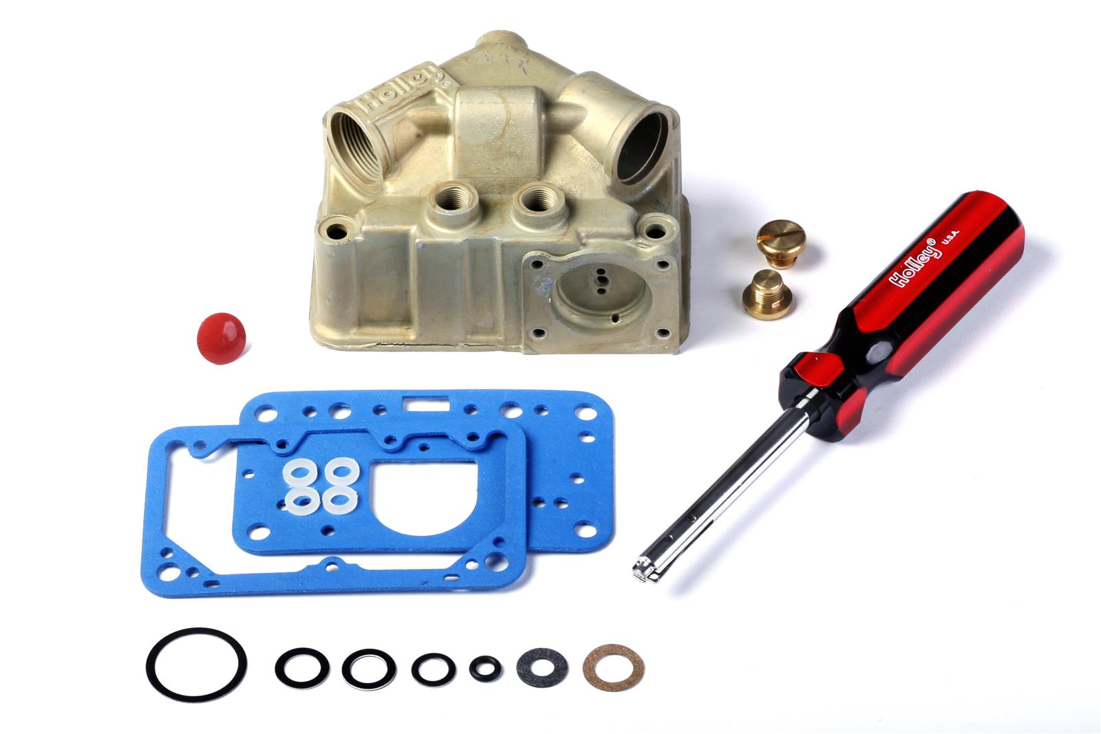 Holley 134-108 Replacement Fuel Bowl Kit HOL 134-108