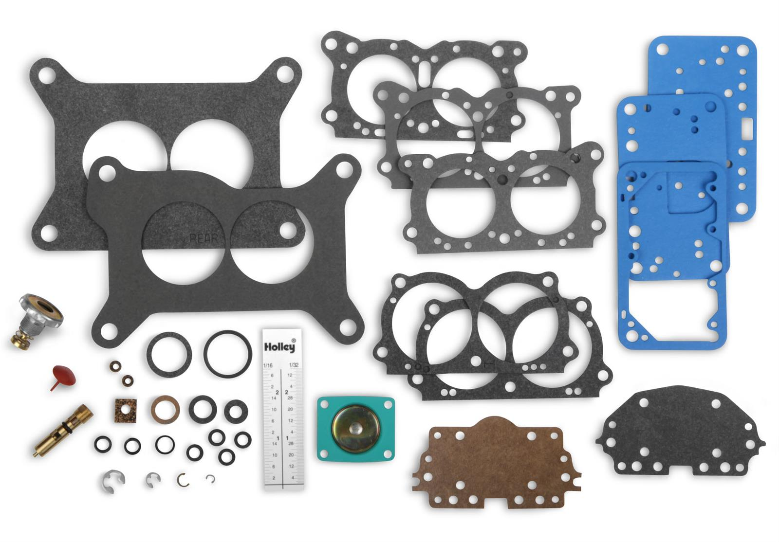 Holley 37-1543 Fast Kit Carburetor Rebuild Kit