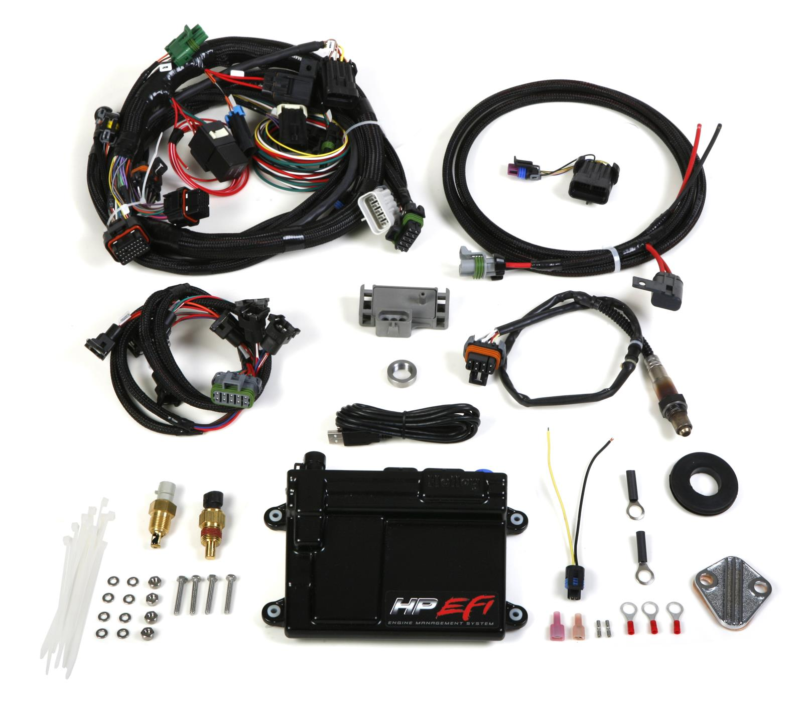 Fog Light Harness Kit Holley Hp Efi Ecu And Kits 550 601 Free Shipping On Orders Over 99 At Summit Racing