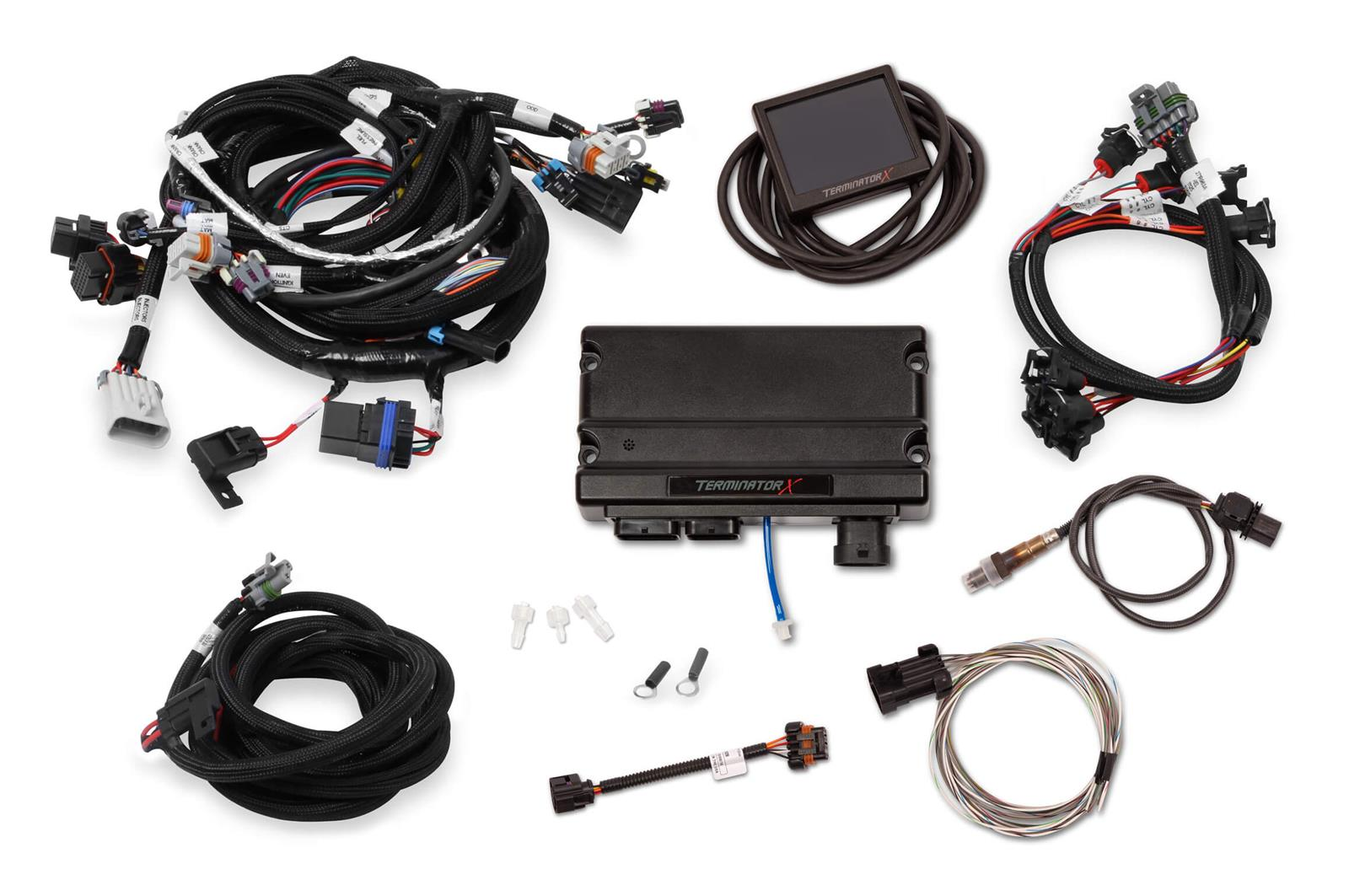 Holley Terminator X Engine Management Systems 550 903