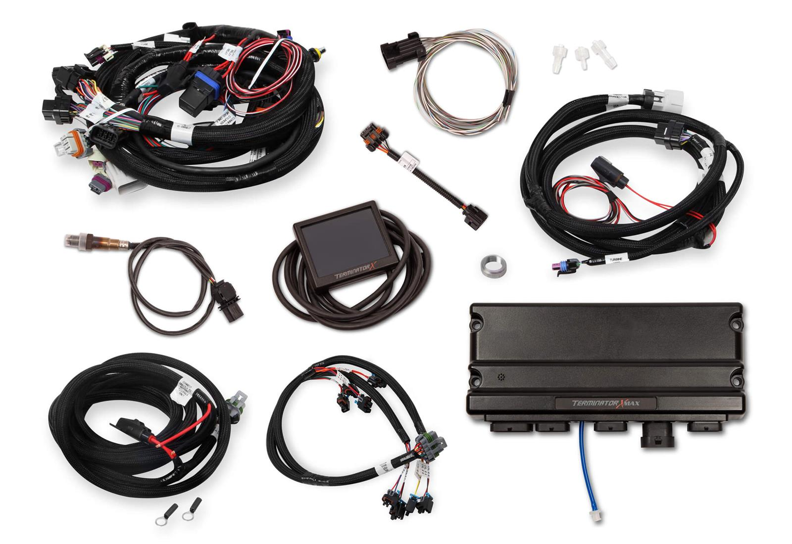 Holley 550-917 Holley Terminator X MAX Engine Management Systems   Summit  Racing