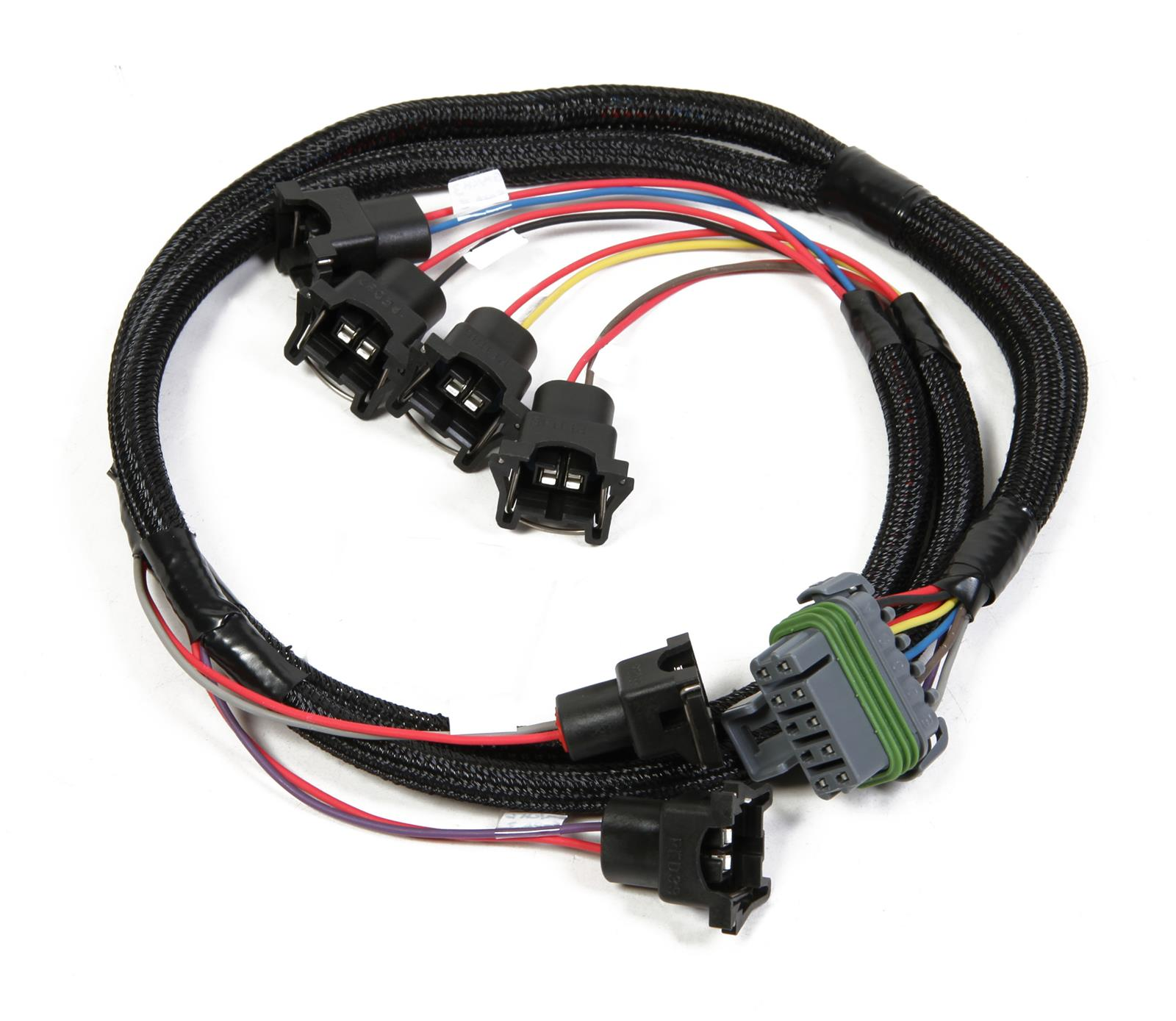 holley efi systems wiring harnesses 558 203 L Wiring Harness