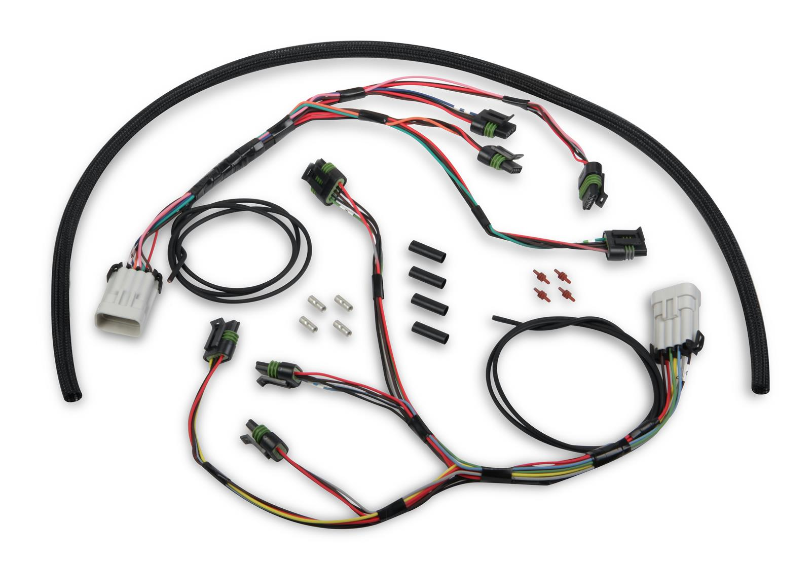 hly 558 312_xl holley hp efi smart coil sub harnesses 558 312 free shipping on Car Wiring Harness at readyjetset.co