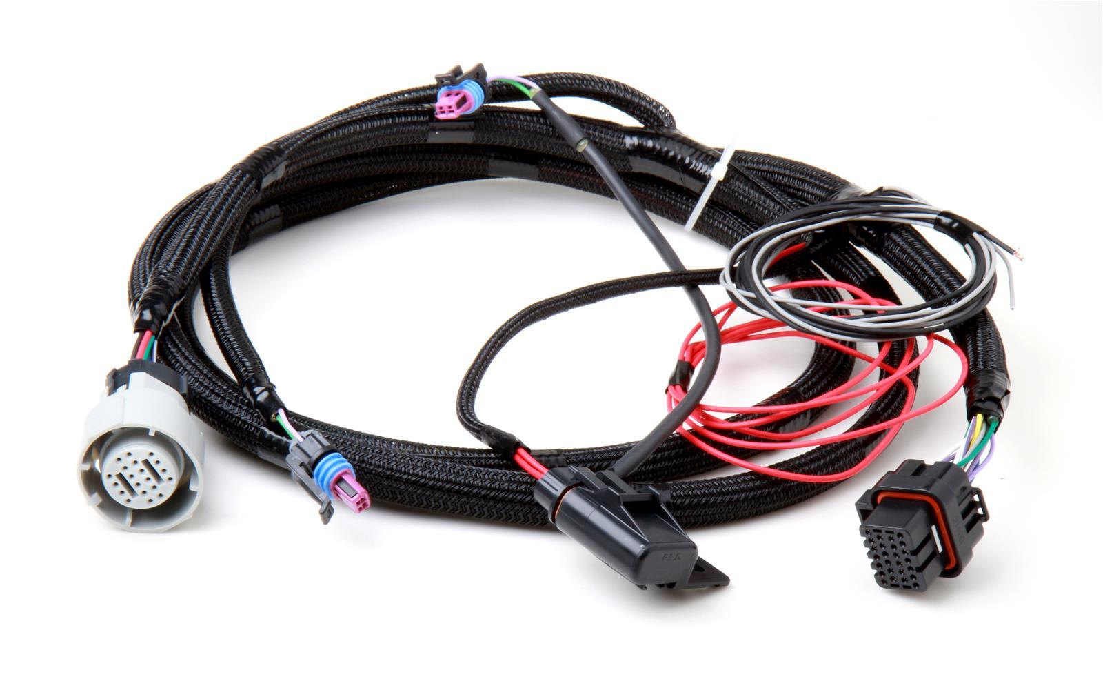 [WQZT_9871]  Holley GM Transmission Wiring Harnesses 558-405 | Gm Efi Wiring Harness |  | Summit Racing