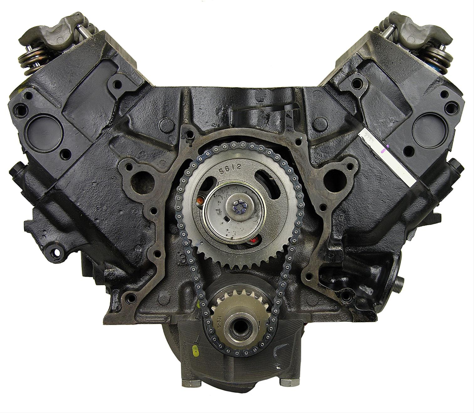 ATK Marine Rebuilt Long Block Engines DM33 - Free Shipping on Orders Over  $49 at Summit Racing