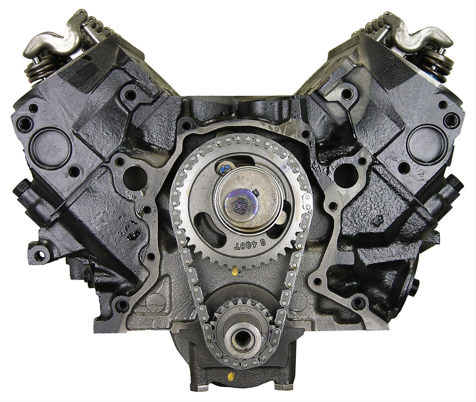 ATK Marine Rebuilt Engine DMA4