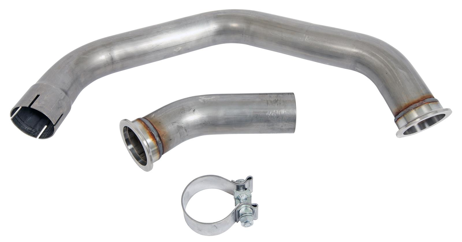 Details about Hooker Headers 8514HKR Exhaust Crossover Pipe