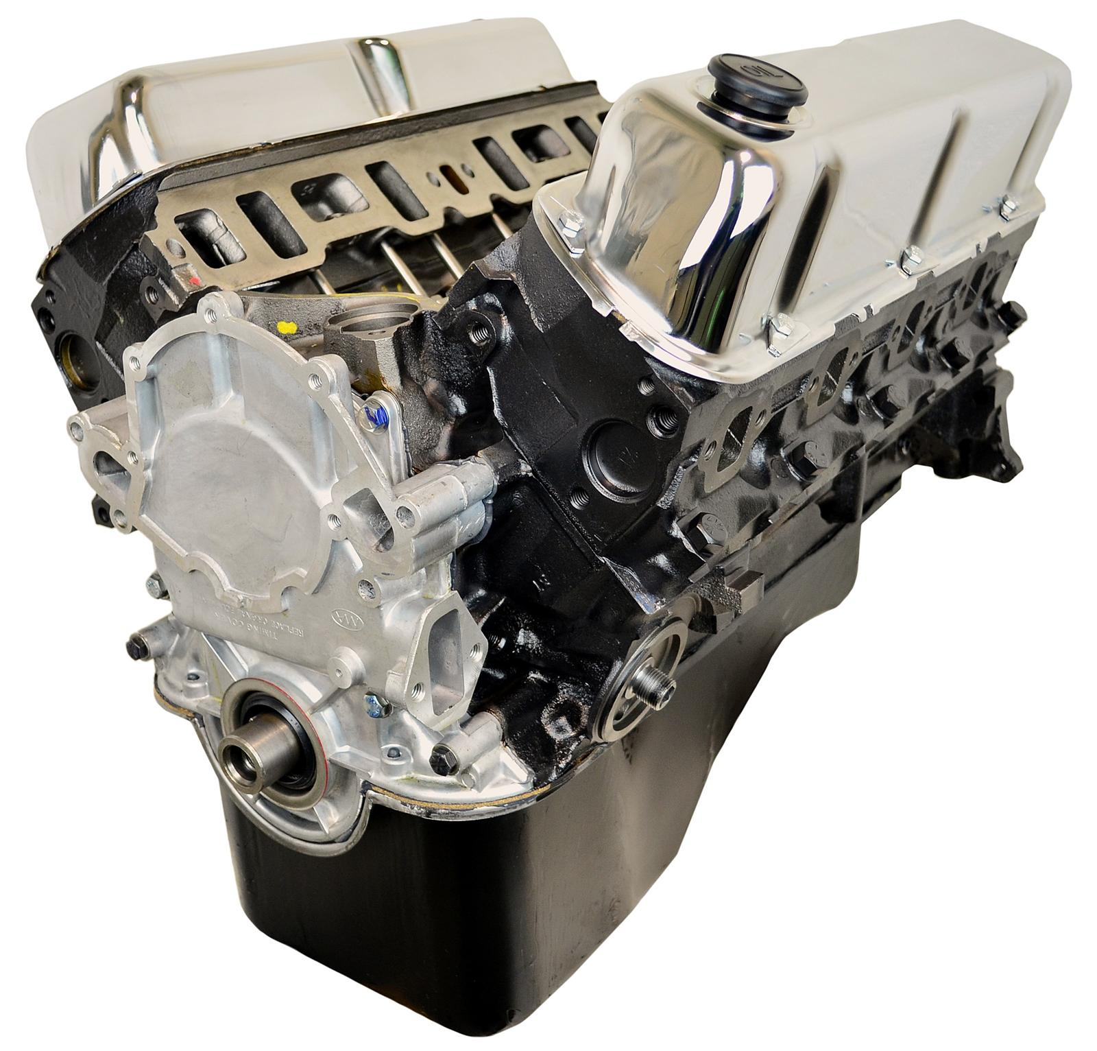Atk high performance ford 302 300 hp stage 1 long block crate engines hp06 free shipping on orders over 99 at summit racing