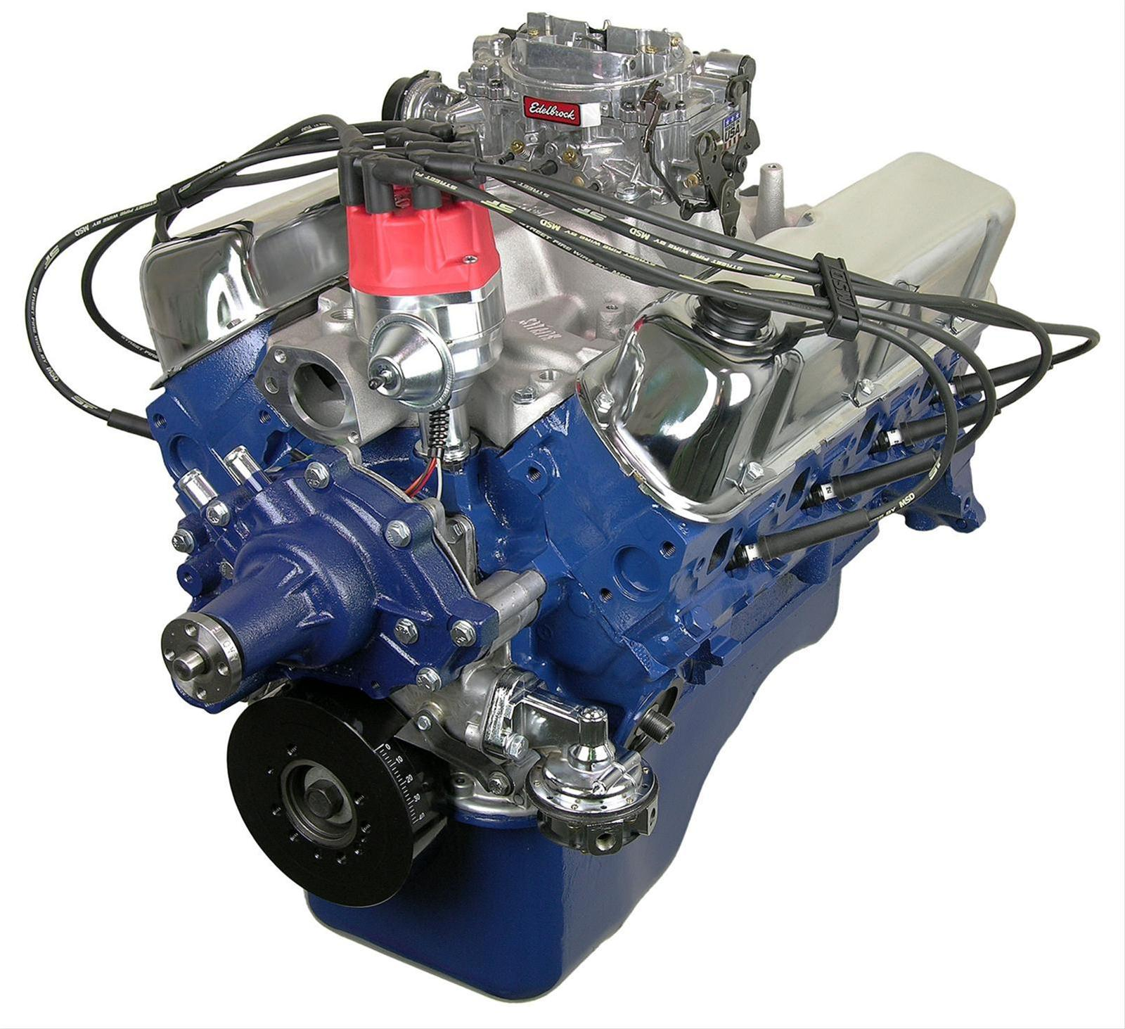 Ford 2 3 Engine Review: ATK High Performance Ford 302 300HP Stage 3 Crate Engines