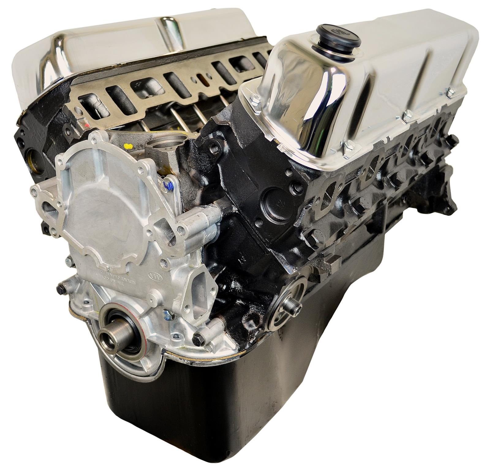 ATK High Performance Ford 351W 300 HP Stage 1 Long Block Crate Engines HP09