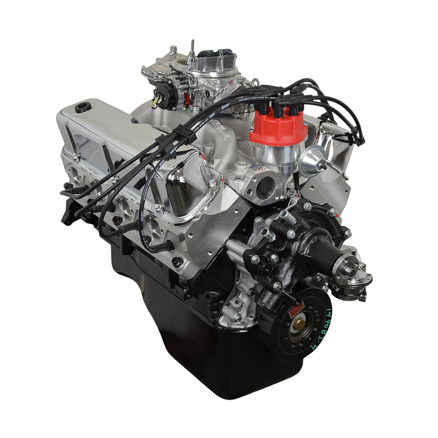 Ford 2 3 Crate Engine: ATK High Performance Ford 347 Stroker 450HP Stage 3 Crate