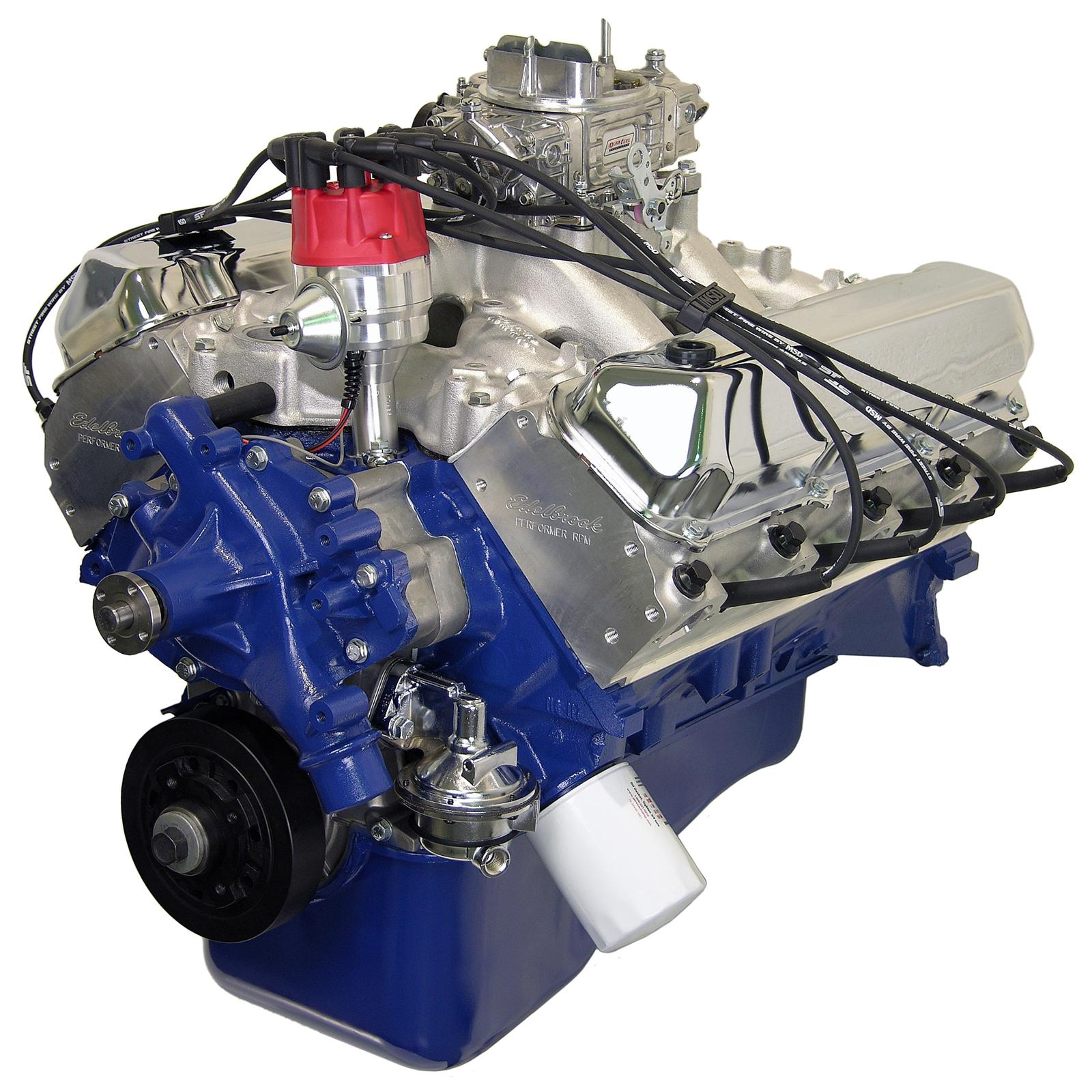 hpe hp19m_xl atk high performance ford 460 525hp stage 1 crate engines hp19  at fashall.co