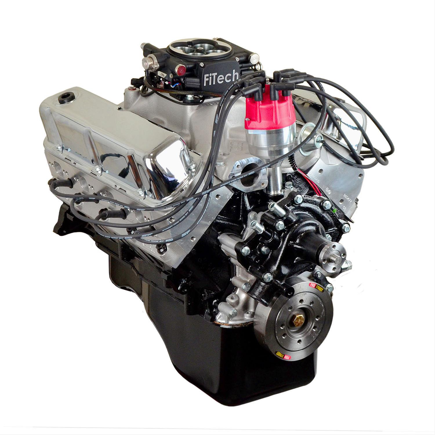 ATK High Performance Ford 408 Stroker 430 HP Stage 3 Long Block Crate  Engines with EFI HP21C-EFI
