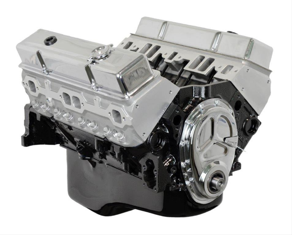 ATK High Performance GM 383 Stroker 435 HP Stage 1 Long Block Crate Engines  HP36