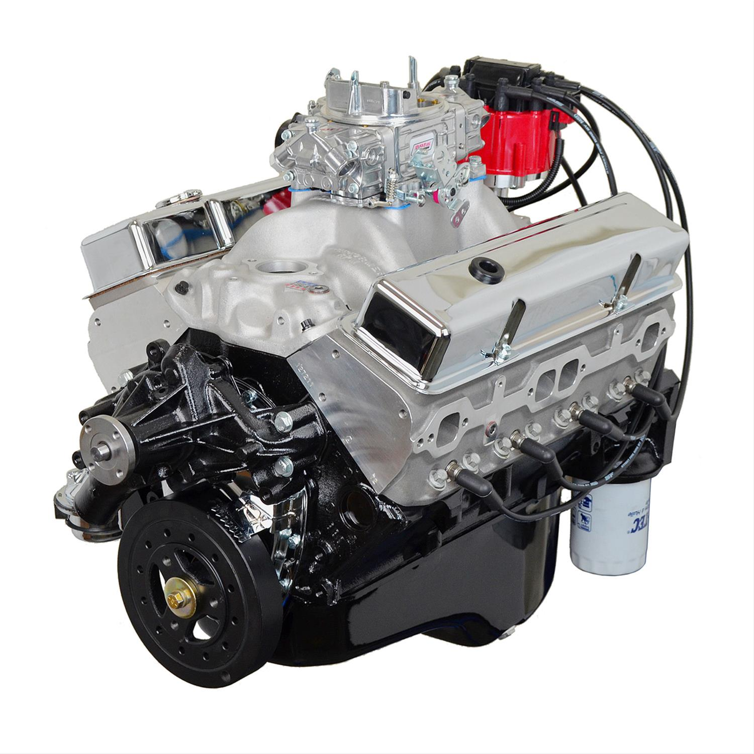 Atk High Performance Gm 383 Stroker 435hp Stage 3 Crate Engines Jeep 4 0 Engine For Sale Hp36c Free Shipping On Orders Over 99 At Summit Racing