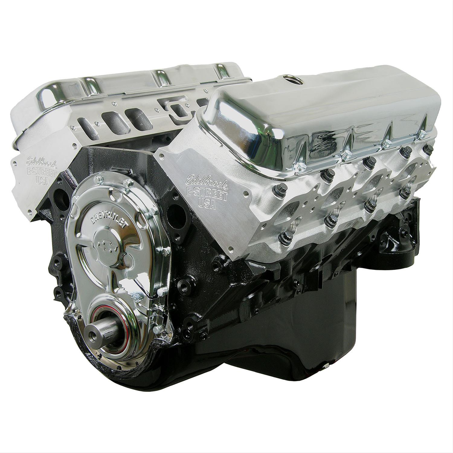 ATK High Performance GM 454 525 HP Stage 1 Long Block Crate Engines HP451P