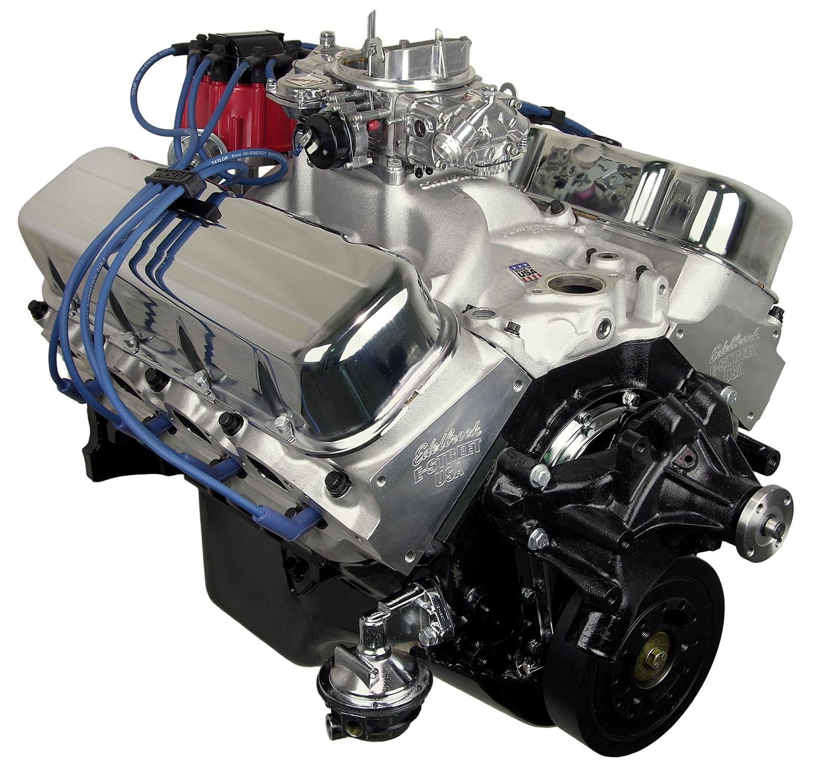 ATK High Performance GM 454 500HP Stage 3 Crate Engines HP45C - Free  Shipping on Orders Over $99 at Summit Racing