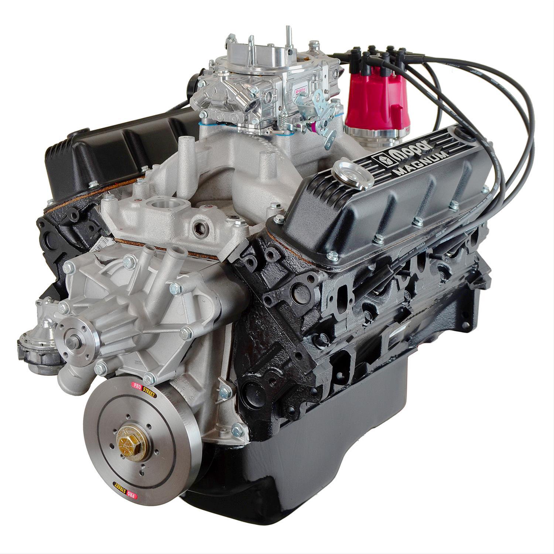 Chrysler Crate Motors For Sale: ATK High Performance Chrysler 360 Magnum 320 HP Stage 3