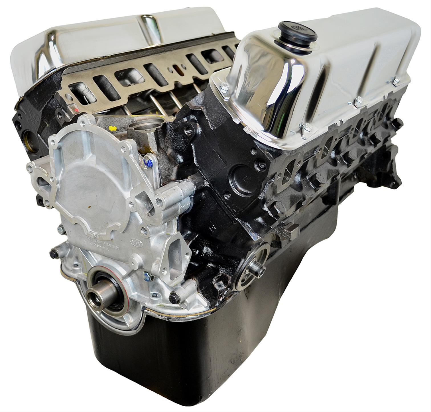 Atk high performance ford 302 300 hp stage 1 long block crate engines hp79 free shipping on orders over 99 at summit racing