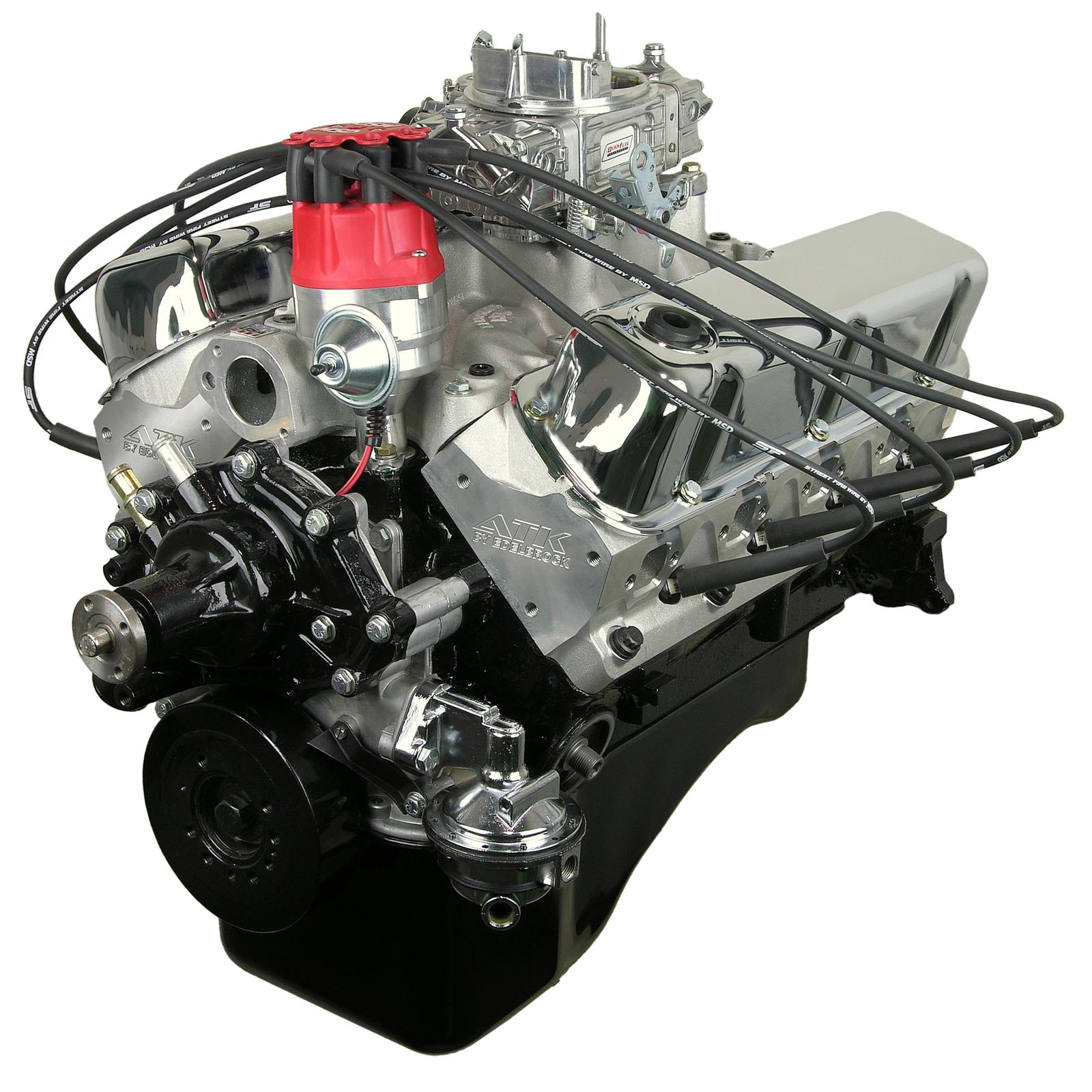 ATK High Performance Ford 351W 385 HP Stage 3 Long Block Crate Engines HP11C