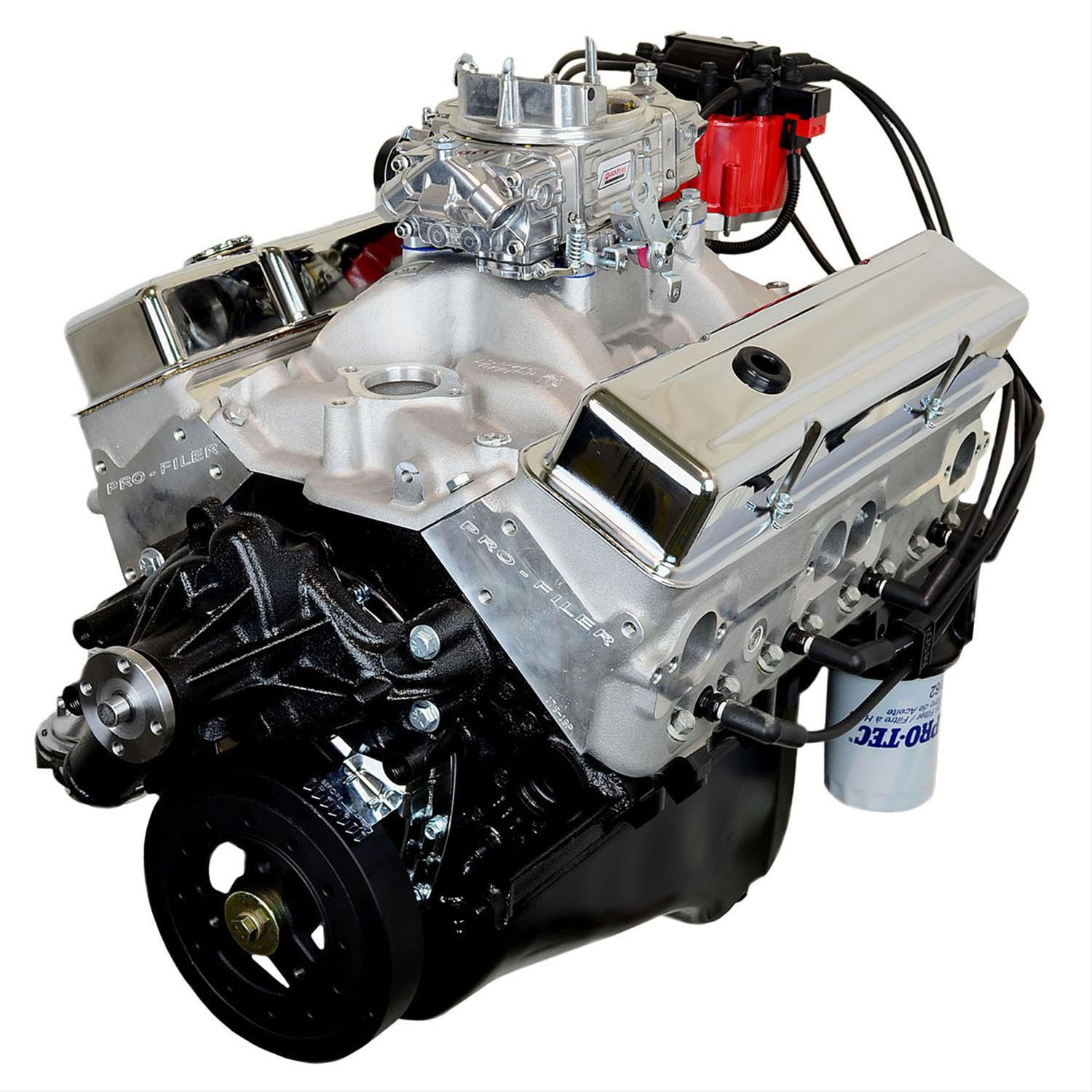 ATK High Performance GM 383 Stroker 425 HP Stage 3 Long Block Crate Engines  HP94C