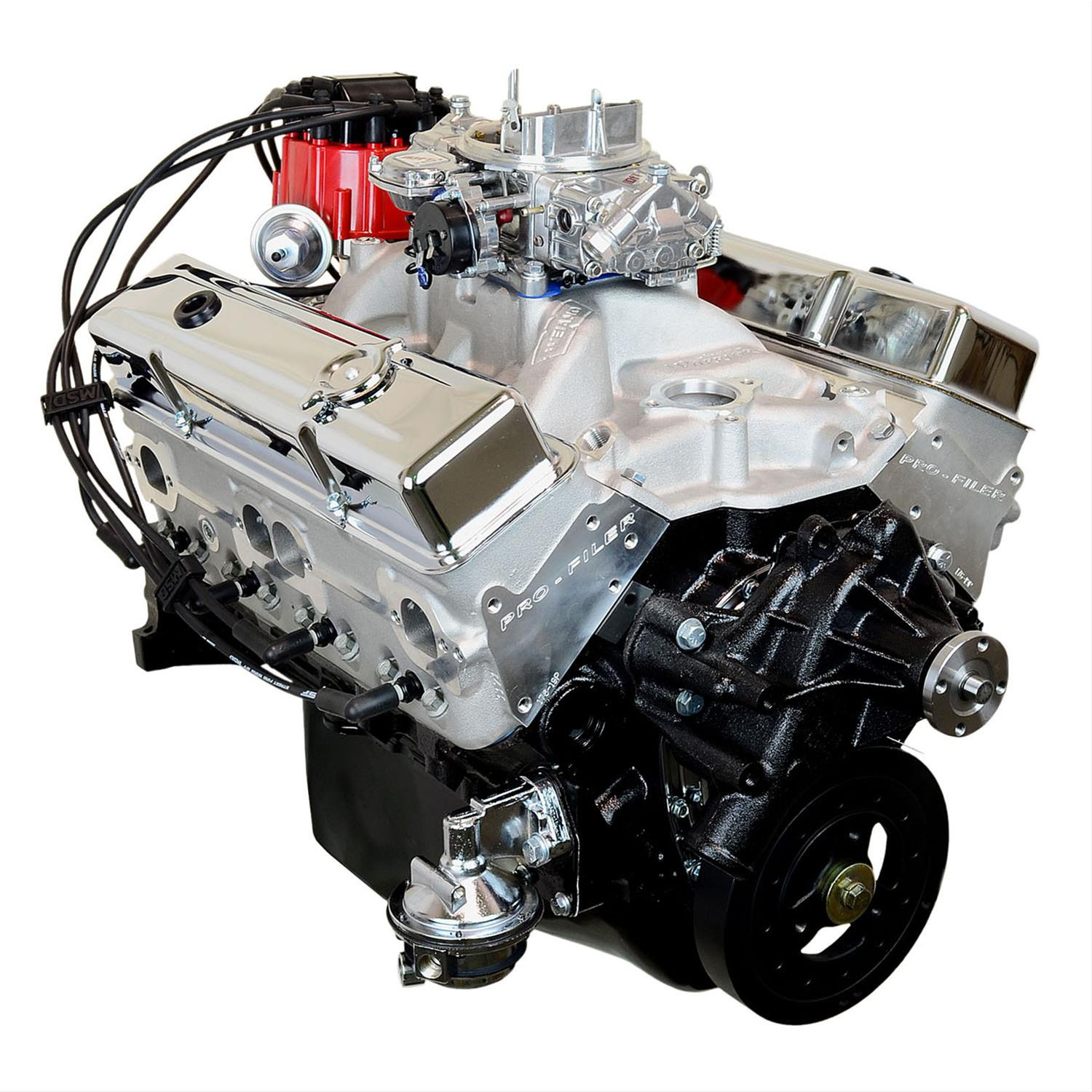 Stock Ls1 With Cam Hp: ATK High Performance GM 383 Stroker 415HP Stage 3 Crate