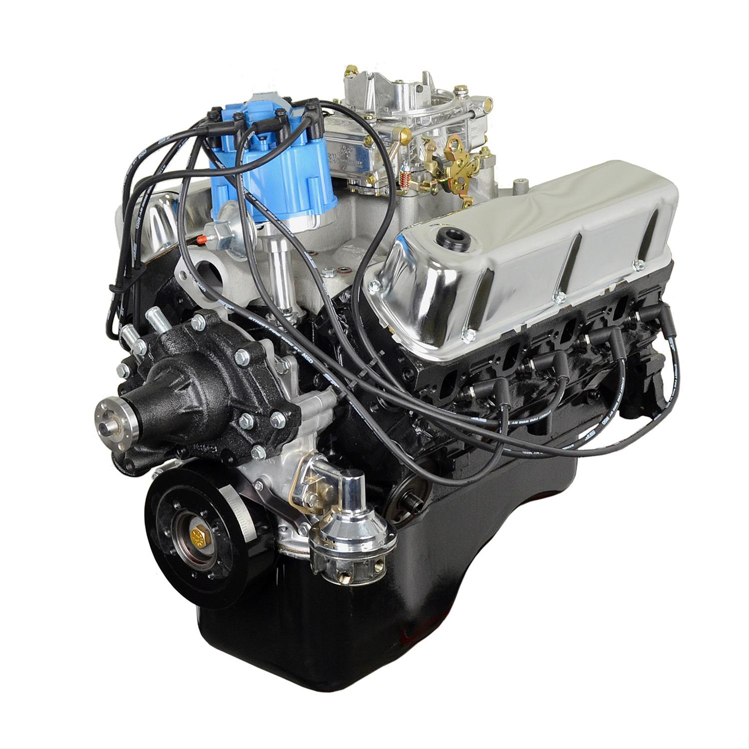 Atk High Performance 1968 74 Ford 302 Stock Drop In Long Block Crate Wiring Harness Jeep Engines Hp99f Free Shipping On Orders Over 49 At Summit Racing