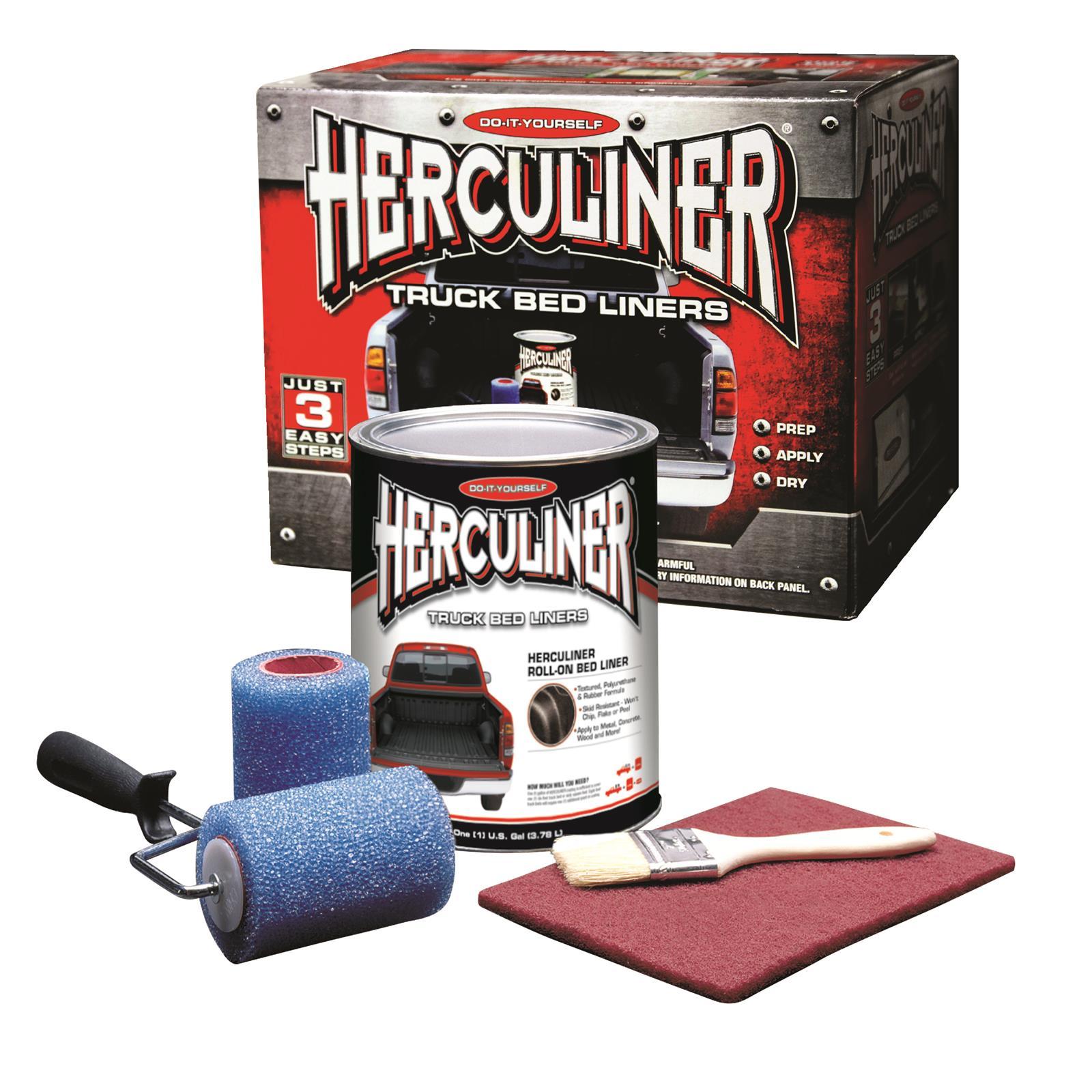 Herculiner brush on bedliner kits hcl1g8 free shipping on orders herculiner brush on bedliner kits hcl1g8 free shipping on orders over 99 at summit racing nvjuhfo Images