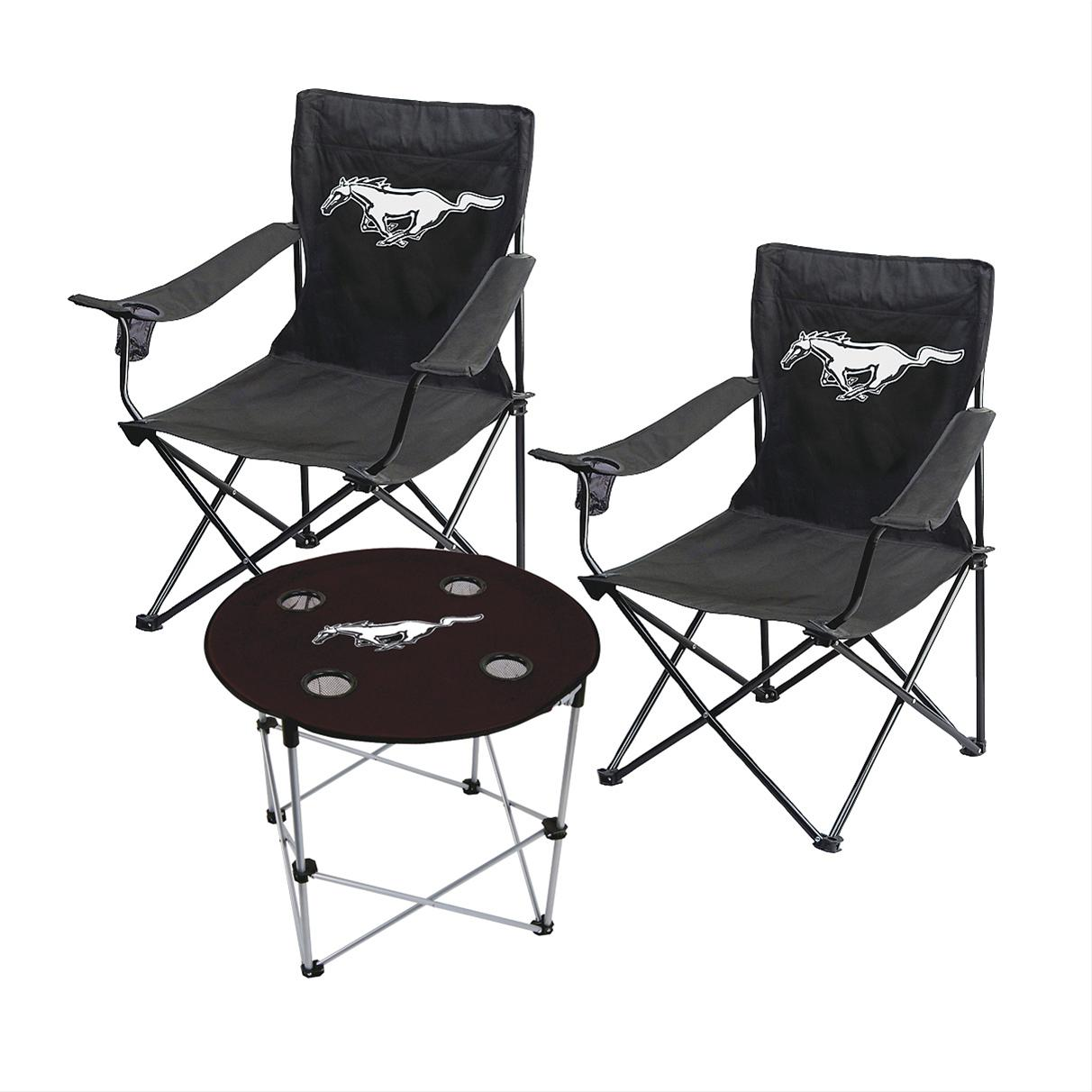 Genuine Hotrod Hardware 174 Folding Chair And Table Combos