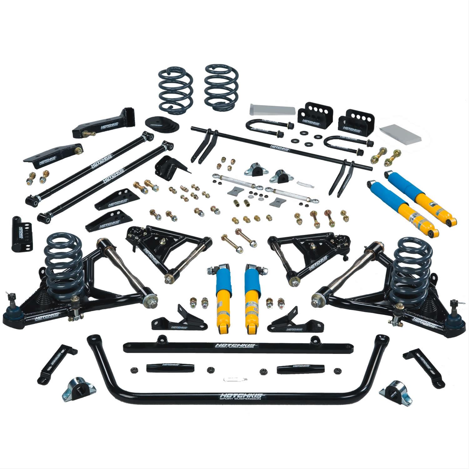 Hotchkis Sport Suspension Systems Parts And Complete: Hotchkis Sport Suspension TVS Systems 80390