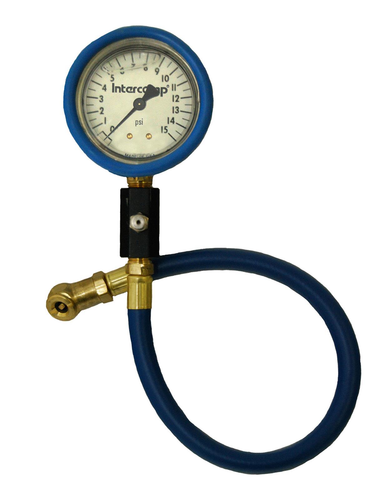intercomp racing air pressure gauge 360065 ebay. Black Bedroom Furniture Sets. Home Design Ideas