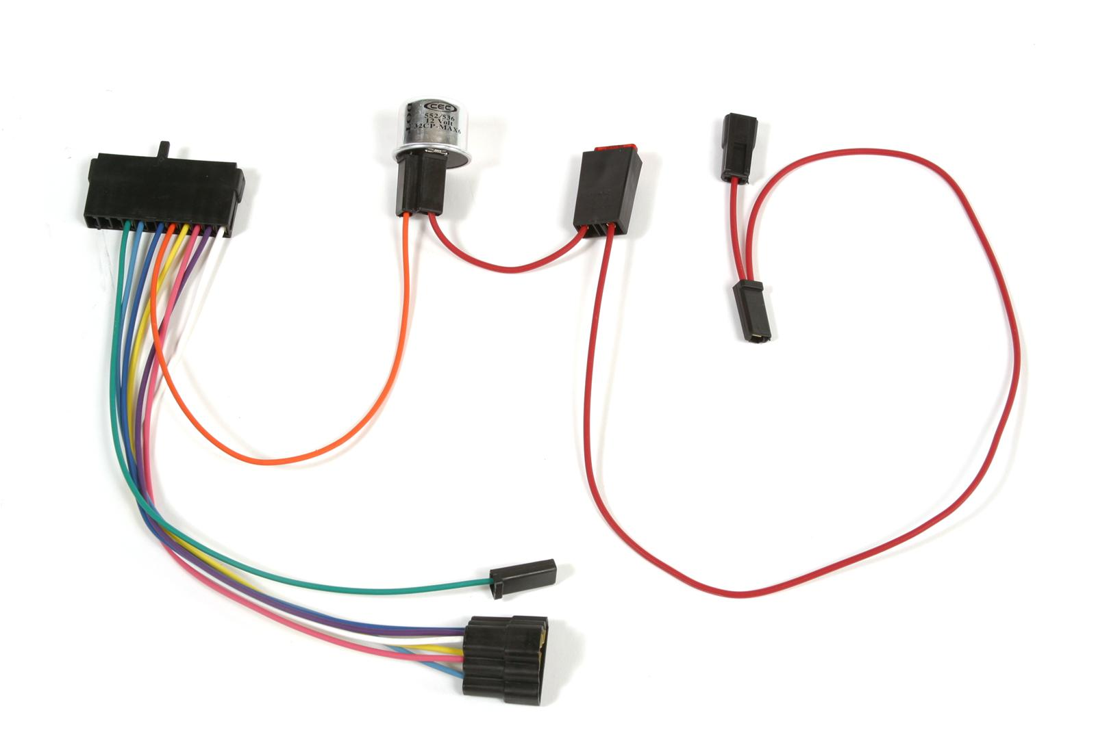 Ididit Steering Column Harness Adapter Kits 3100037542 Free Wire Shipping On Orders Over 99 At Summit Racing