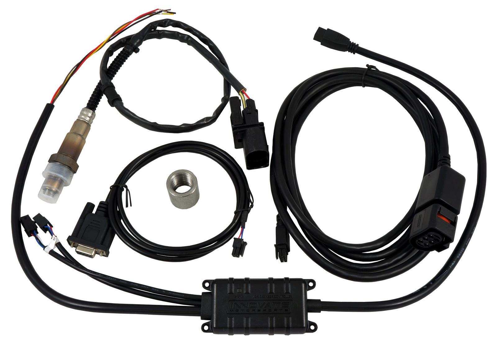 3877 Innovate MOTORSPORTS lc-2/Digital wideband lambda controller kit con O2/Sensor