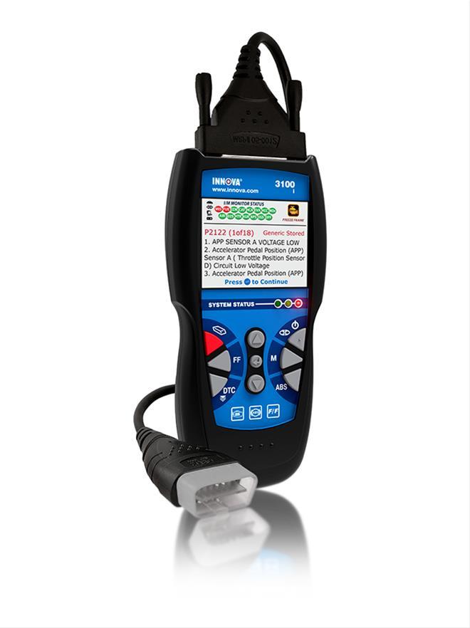 HONDA ODYSSEY Innova 3100 OBD II Code Readers 3100J