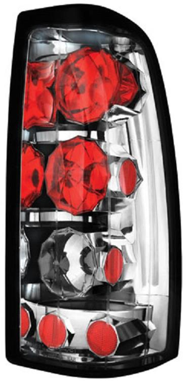 IPCW CWT-CE3039C Crystal Eyes Crystal Clear Tail Lamp Pair