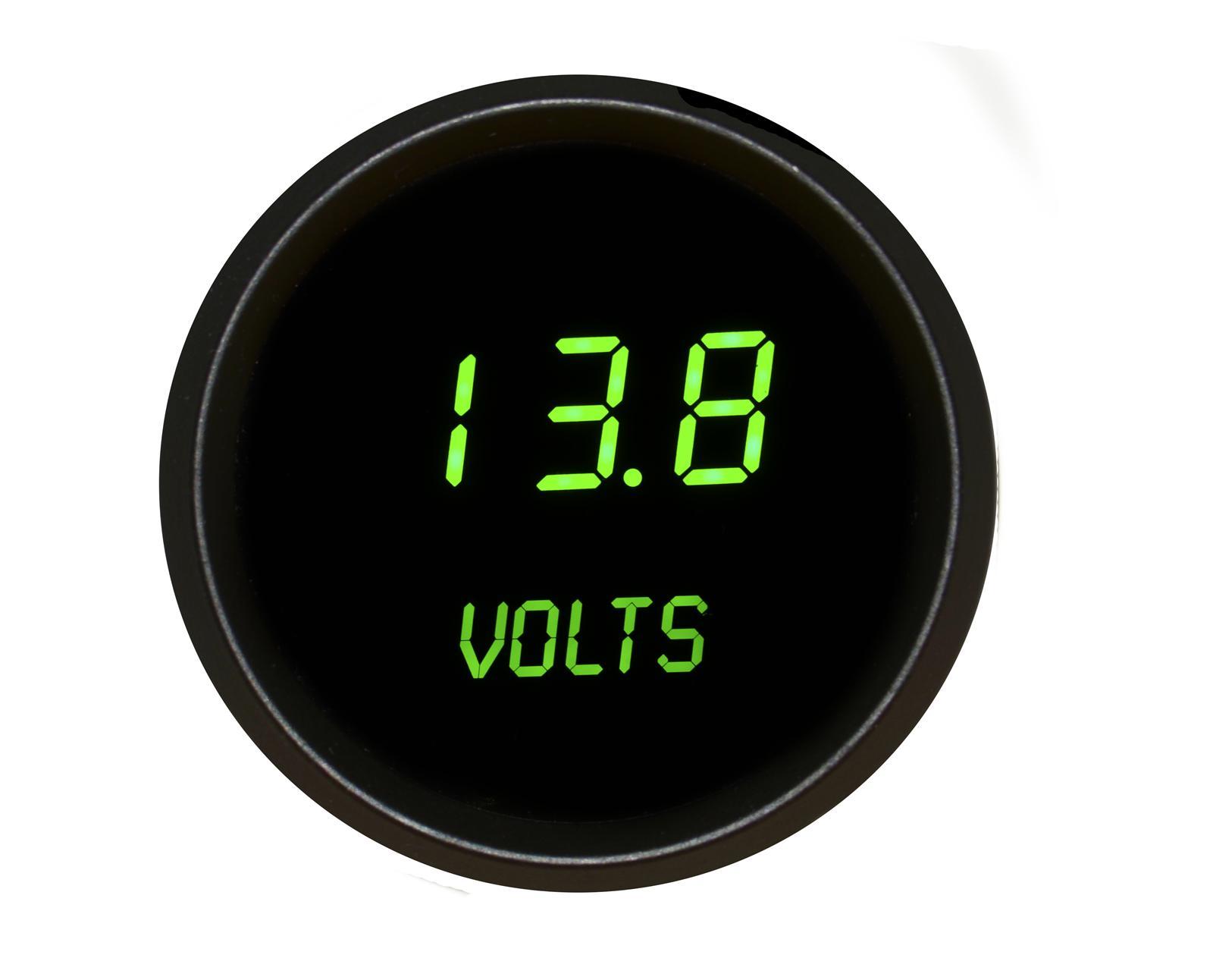 Intellitronix Digital Gauges : Intellitronix led digital gauges m g free shipping on