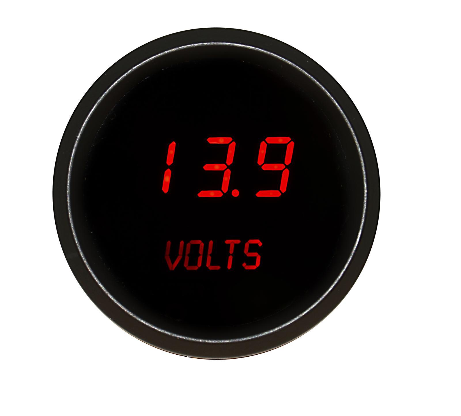 Intellitronix Digital Gauges : Intellitronix led digital gauges m r free shipping on