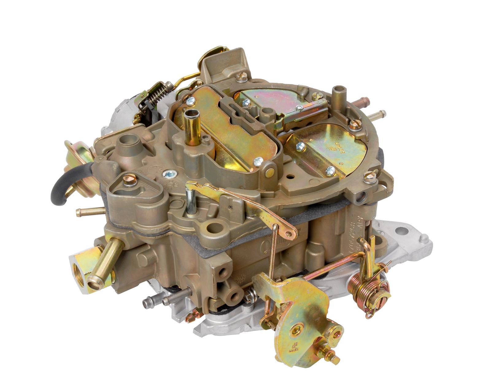 JET Streetmaster Quadrajet Stage 2 Carburetors 32102