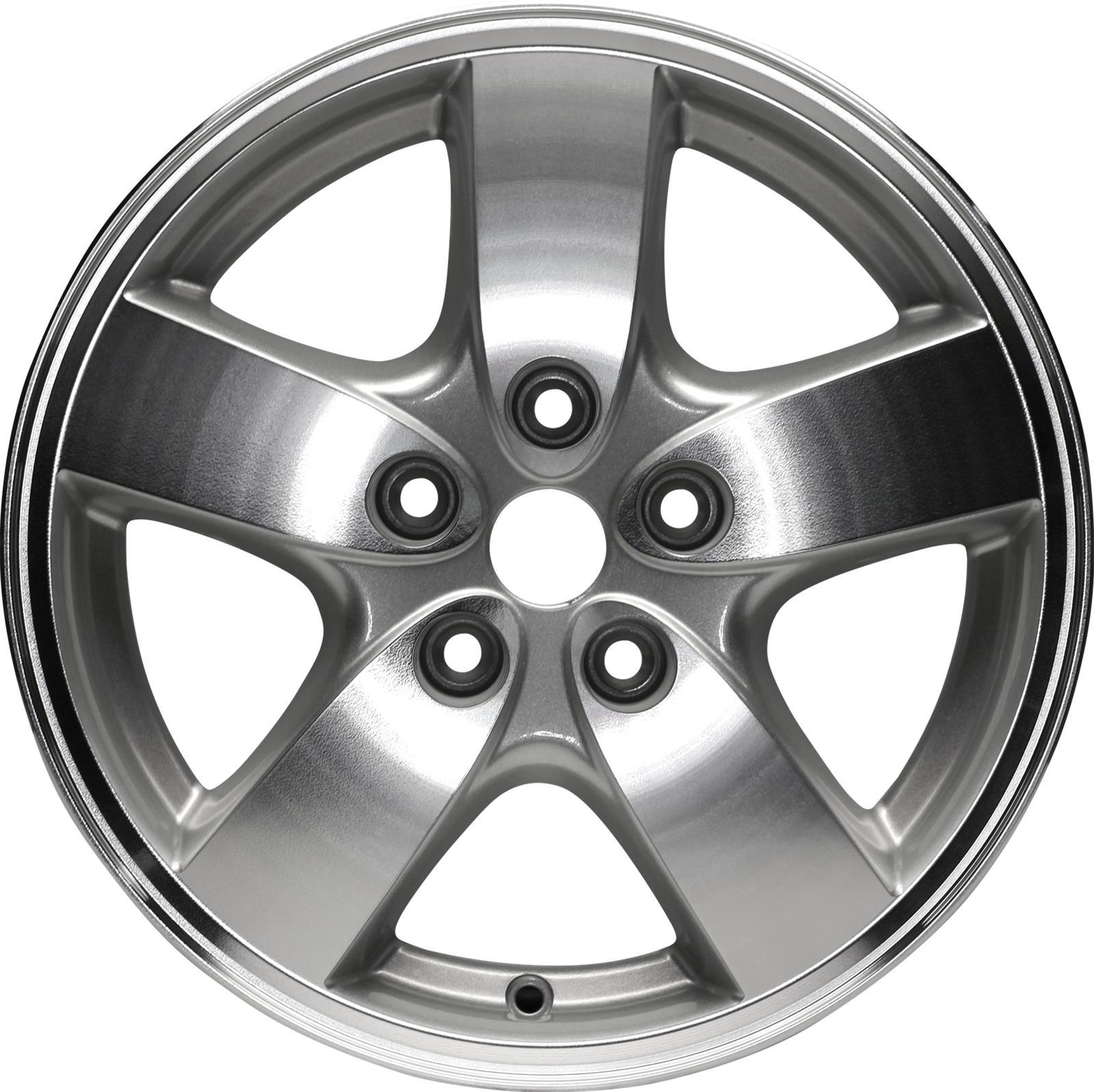 Honda Element Jante Wheel Aly02184u20n Jante Replacement Wheels Summit Racing