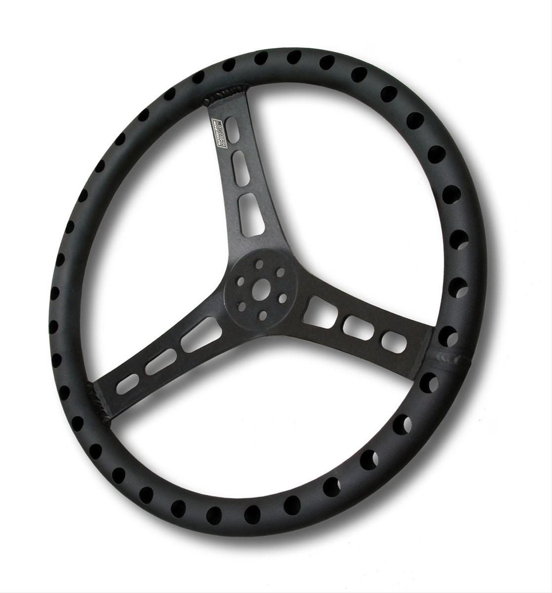 Joes Racing Products Aluminum Steering Wheels 13513 B Free