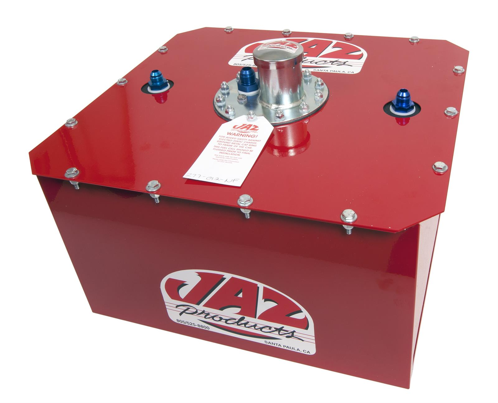 Jaz Products Pro Sport Fuel Cells with Fill Valve and Flapper 277-012-NF