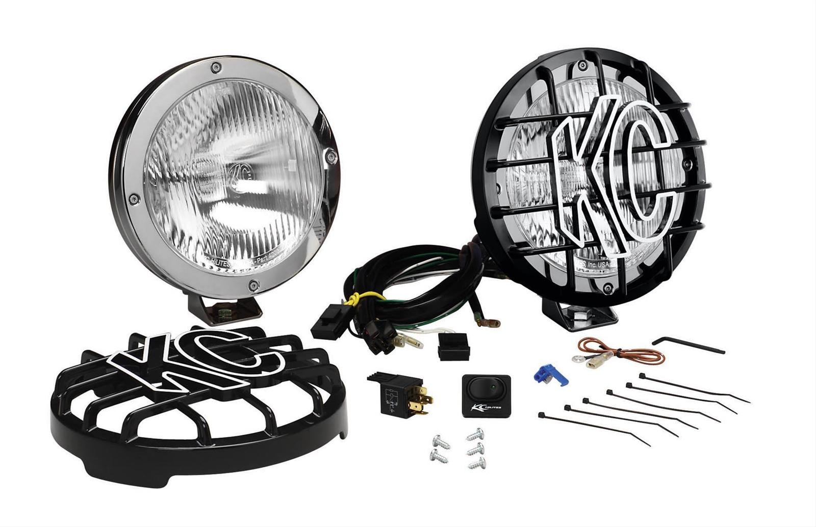 Wondrous Kc Hilites Rally 800 Series Lights 802 Free Shipping On Orders Wiring Cloud Hisonuggs Outletorg