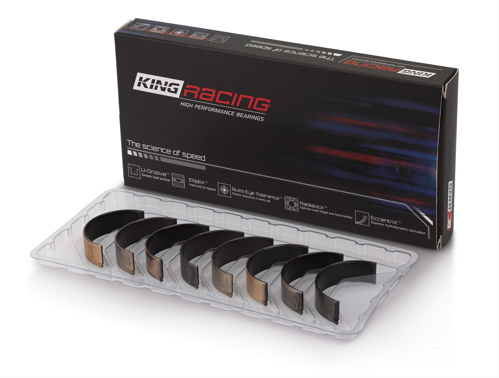King XP-Series Rod Bearings CR410XP001